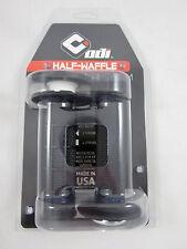ODI MX V2 Lock-On Half-Waffle Grips Black 2 Stroke KX CR SX XC RM YZ USA NEW