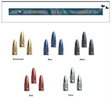 Dart Beehive / Bullet Flight Protectors Aluminium Choose Your Colour & Quantity