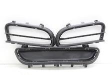 2005 PORSCHE 911 997 Carrera Front Bumper Grill Intakes Set X3 99750554100