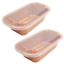 Copper Chef Loaf Pans - Set of 2 - BOGO!! Copper Chef Baking Pans + BONUS Guide!