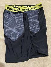 Valken Agility Slide Slider Shorts Protective Pads - Small/Medium S/M