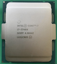 Intel Core i7-7740X Kaby Lake-X Quad-Core 4.3GHz LGA 2066