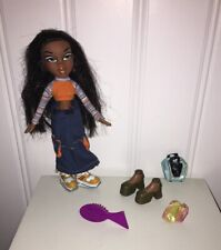 2001 Bratz----*Sasha* 1st First Edition (Most Complete)----African American Doll