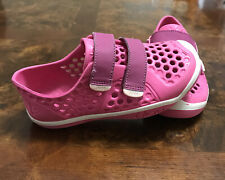 Plae Mimo 12c (17.5cm)Girls Toddlers,Water Shoes Fuchsia Purple