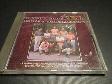 """CD """"LES COMPAGNONS DE LA CHANSON - 16 TITRES"""" Expression / Chansons d'auteurs"""