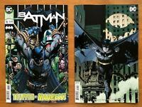 Batman 70 2019 Andy Kubert Main Cover + Leinil Francis Yu Variant Cover DC NM