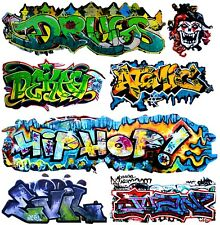 O Scale Custom Graffiti Decals #26 - Weather Your Box Cars, Gondolas & Hoppers!