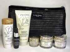 🌺7pc LANCOME Absolue Premium Bx DAY,NIGHT,EYE CREAM,SERUM,LOTION,CLEANSER & BAG
