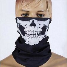 Seamless Cycling Bicycle Skull Face Mask Ski Wind Facemask Bike Motorcycle Veil