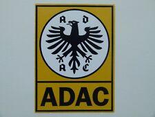 Oldschool Youngtimer ADAC Aufkleber / Retro Autoaufkleber Oldtimer Sticker OEM