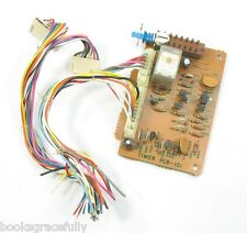 Teac A800 Cassette Deck Repair Part - Record Timer Control Pcb Pcb-101 w/ Switch