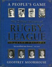 """un gioco popolare"" by GEOFFREY Moorhouse campionato di rugby LIBRO"