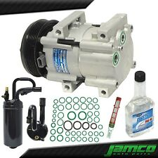 New AC Compressor Kit w/ Clutch A/C for 98-11 V6 Ranger Explorer Mazda Truck AC