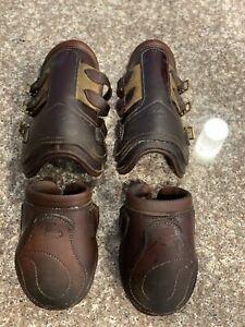 Pessoa Open Front Boots