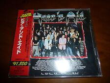 Hear 'N Aid / ST JAPAN Dio Dokken WASP Iron Maiden PHCR-4218 Rare NEW!!!!!!! B7