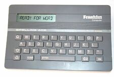 Franklin Computer Sa-98 Spelling Ace