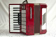 Piano accordion akkordeon  WELTMEISTER STELLA 40 bass