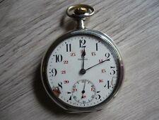 Omega poches Horloge Argent Environ 94 An