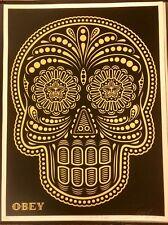 Shepard Fairey and Ernesto Yerena Signed 2008 Los Muertos **52/300**