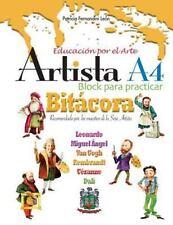 Block Bitácora Artista : Para Practicar by Patricia Fernandini (2015,...