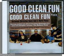 Good Clean Fun - Between Christian Rock and a Hard Place - New 2006 CD!