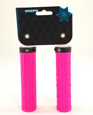 SUPACAZ GRIZIPS 32mm Lock-on Mountain Bike Grips Neon Pink