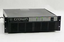CROWN COM-TECH CT 800 CT800 2-CH PRO AUDIO STEREO POWER AMPLIFIER AMP w/PIP-BB