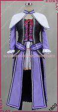 The Legend of Heroes: Sen no Kiseki II Emma Millstein Cosplay Costume S001