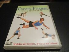 "DVD ""CUISSES - FESSIERS"" Nancy MARMORAT - fitness"