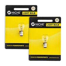 Niche 12080 Headlight Bulb 1983-2002 Yamaha Blaster 200 Moto 4 2 Pack 46B-84314