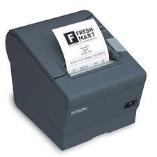 Thermodrucker Bondrucker Epson TM-88V USB RS232 dunkelgrau C31CA85042