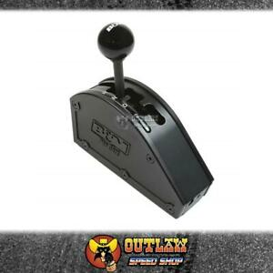 B&M PRO GATE AUTOMATIC SHIFTER FITS GM 3-SPEED REAR EXIT - BM80889