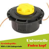 Doppelfadenkopf EASY FIT Mähkopf mit Tippautomatik Fadenspule für Motorsense