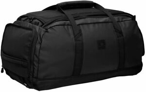 Db The Carryall 65L Duffle Bag Backpack with Shoulder Straps, Black