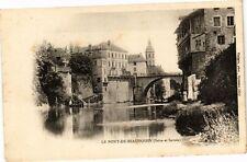 CPA  Pont-de-Beauvoisin (Isére et Savoie)   (241543)