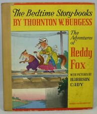 Thornton W. Burgess / Adventures of Reddy Fox (The Bedtime Story-Books)