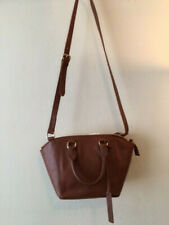Abercrombie & Fitch Women's Authentic A&F Leather miniNEW tote Bag.braun.$150