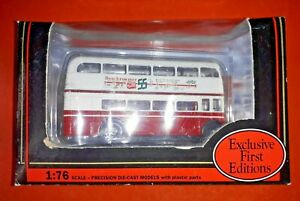 EXCLUSIVE FIRST EDITIONS ROUTEMASTER BUS BLACKPOOL TRANSPORT 15613 1:76 SCALE