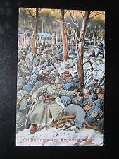 Argonner Wald Krieg Lothringen Frankreich L'Argonne 1.Wk Feldpost gel 1915 Ak