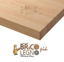 Pannello Lamellare finger Joint in Faggio mm 40x4500x650,tavola,tops,mensola