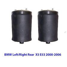 2000-2006 BMW X5 E53 Ride Suspension Left/Rear Right Air Spring - 1C2058/2059