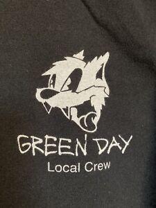 Green Day Local Crew T-Shirt XL