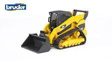 Bruder 02136 CAT Delta Lader Kettenlader Raupe Bagger Baustelle Bworld