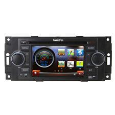 AU Ship Car Radio HeadUnit GPS Navigation for Jeep Grand Cherokee Dodge Chrysler