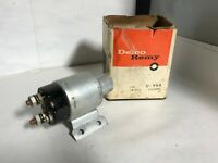 DELCO REMY NEW OLD STOCK STARTER SOLENOID  -  1119885