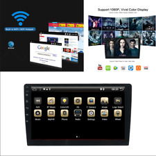"""10.1"""" Android 7.11 Car Stereo Radio GPS Wifi 3G/4G Double 2Din 4-Core HD Touch"""