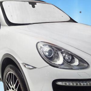 Fit For Porsche Cayenne 2011-2019 Front Windshield Interior Sunshade UV Block