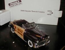 Danbury Mint 1948 Chrysler Town & Country B