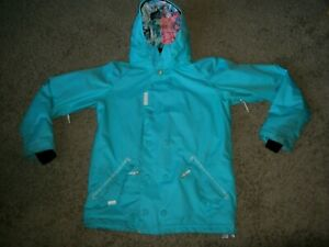 MENS OAKLEY ANORAK FIT HEAVY INSULATED SKI SNOWBOARD COAT JACKET SIZE LARGE L