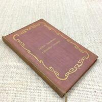 1902 Antique Book Arthur Schnitzler Theater Lively hours Lebendige Stunden 1st E